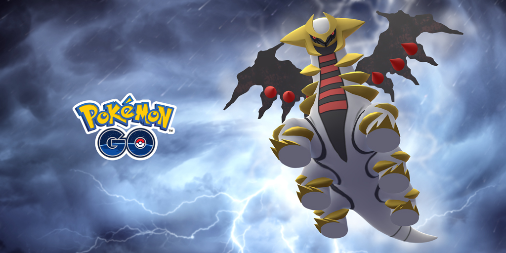 giratina is back
