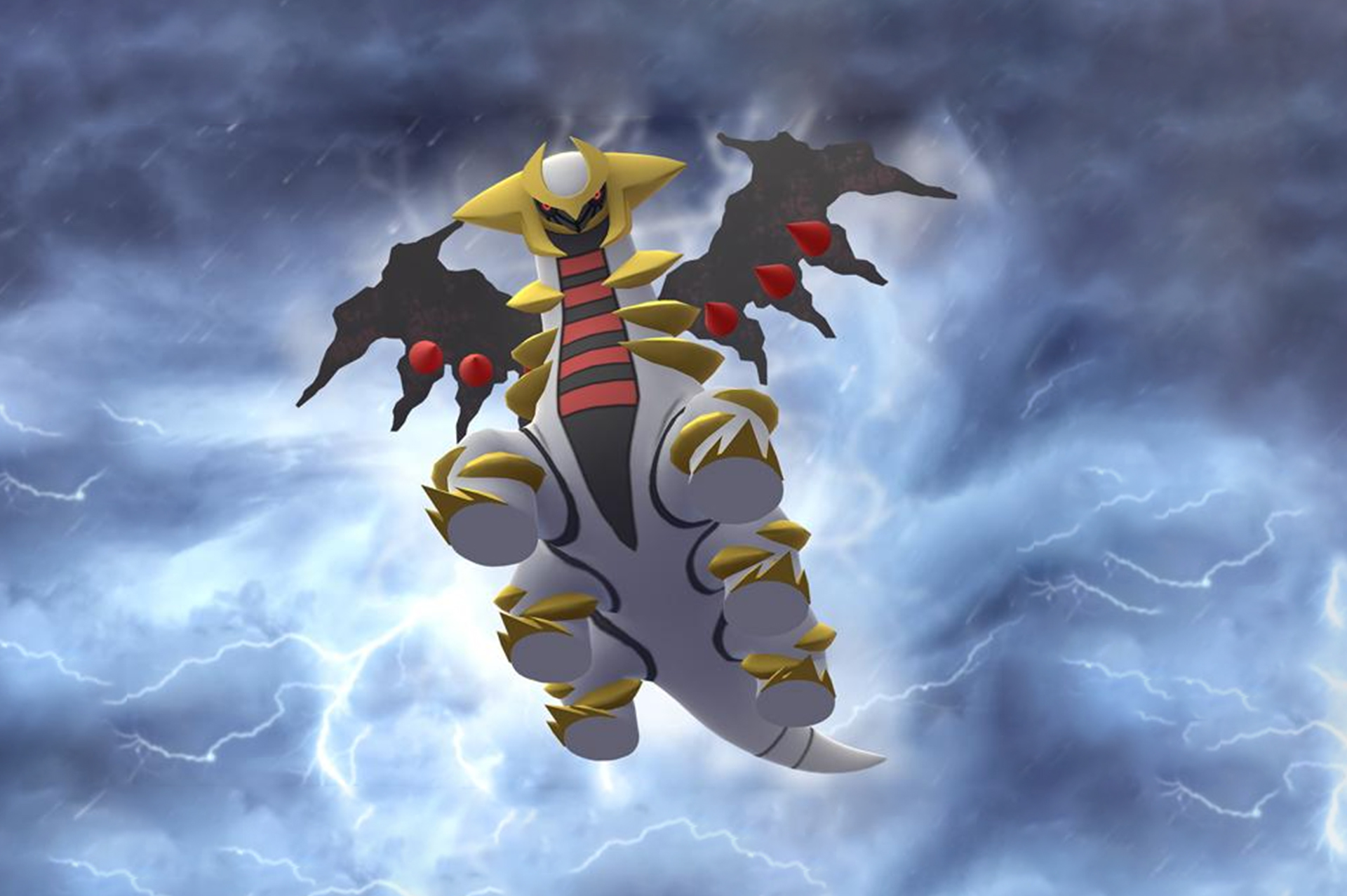 Altered Forme Giratina Guide Image