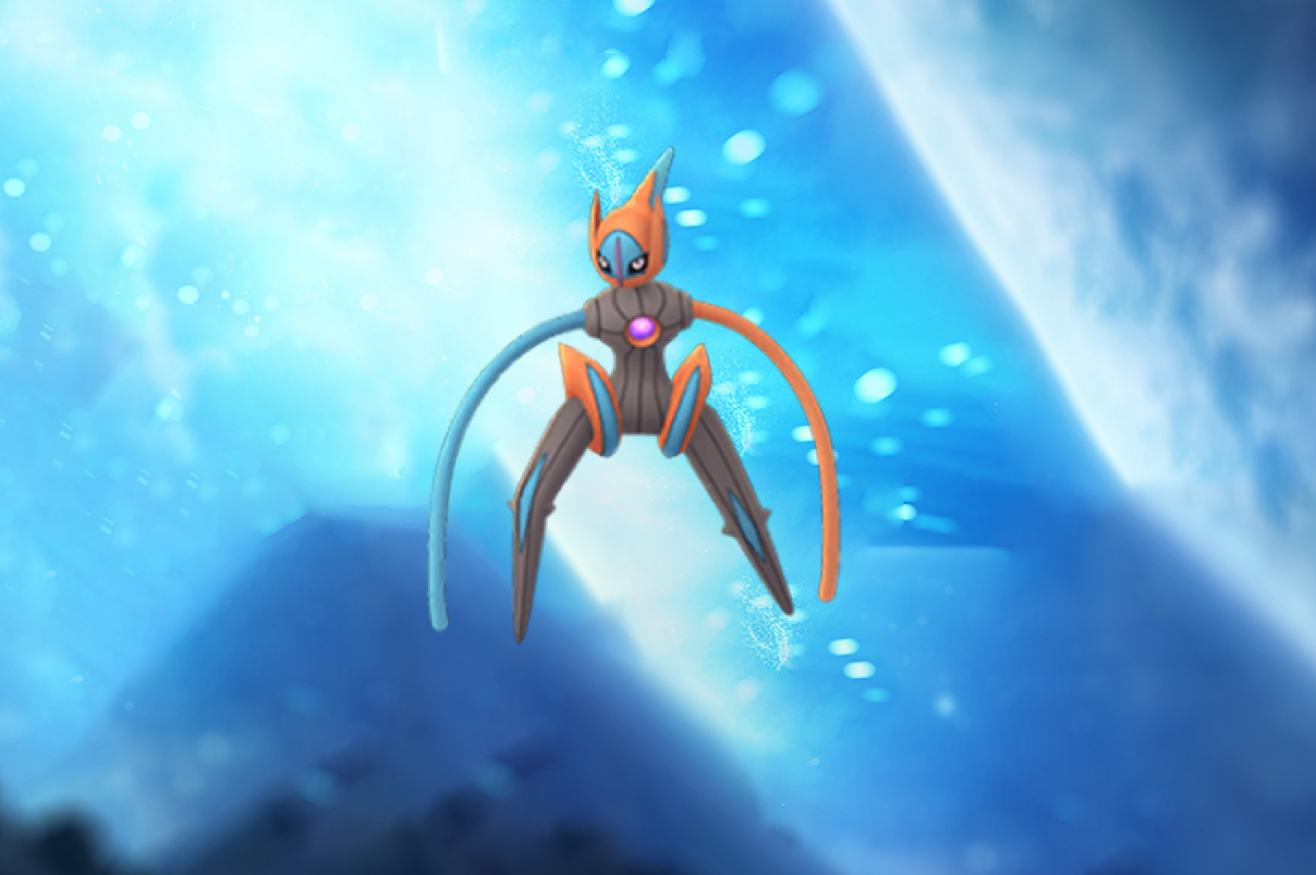 Speed Forme Deoxys image