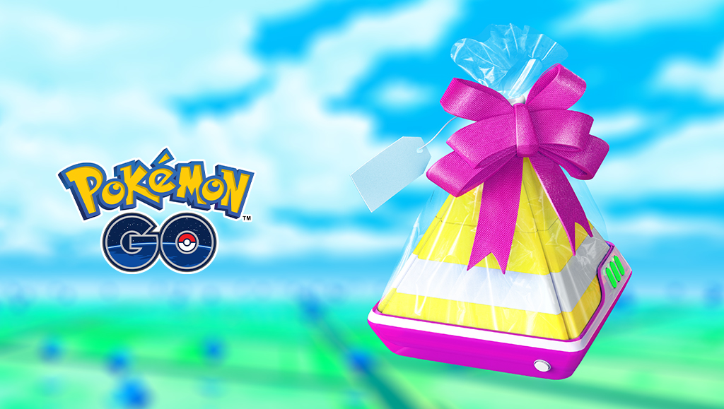 Pokemon Go Gift Event 2019